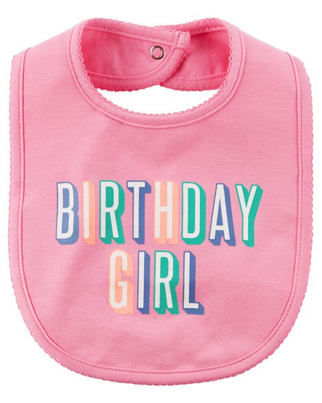 Babador Carters Birthday Girl