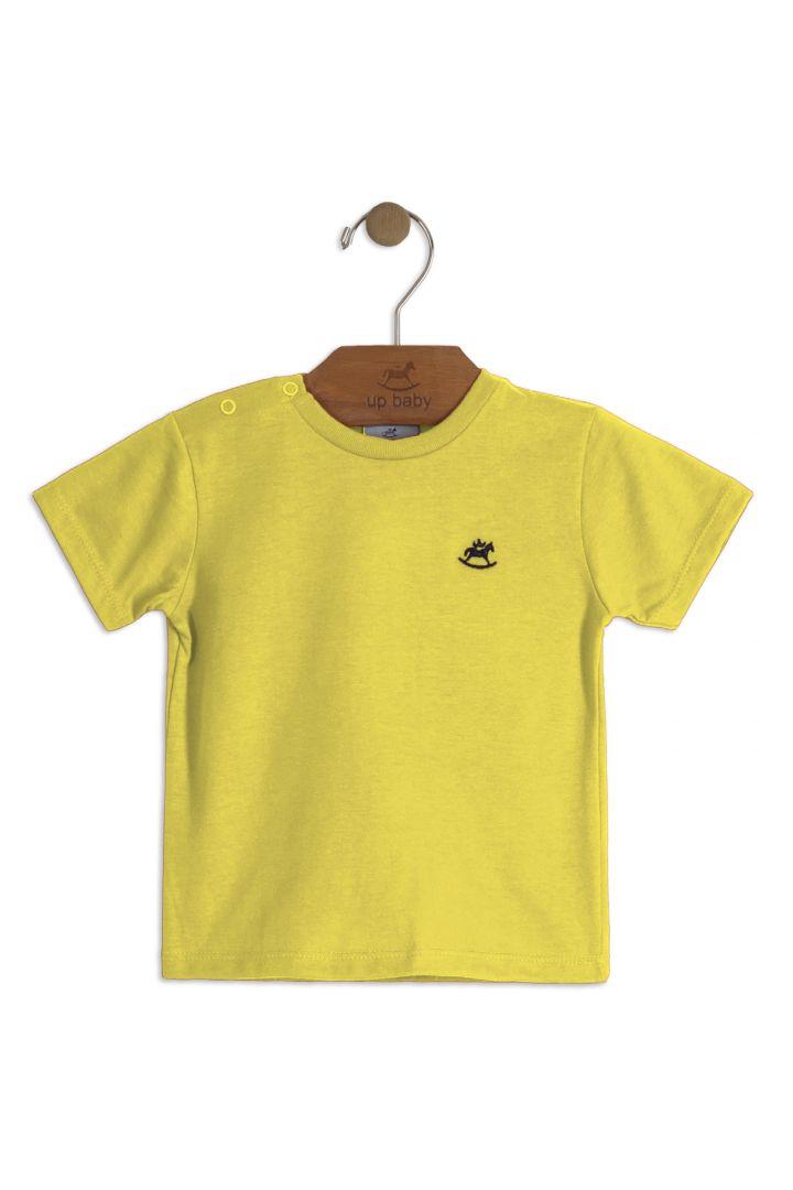 Camiseta Amarela Up Baby