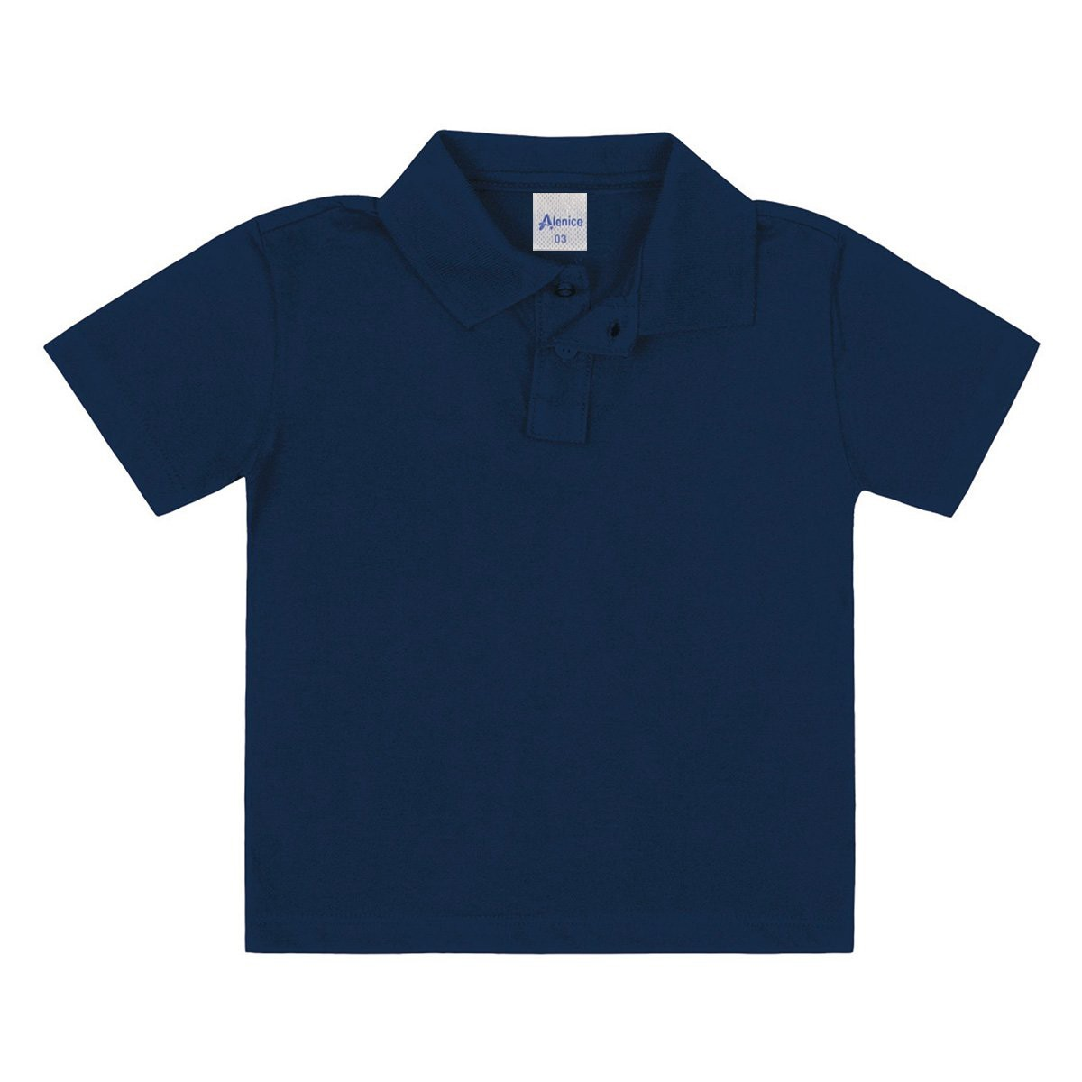 Camiseta Pólo Marinho Alenice