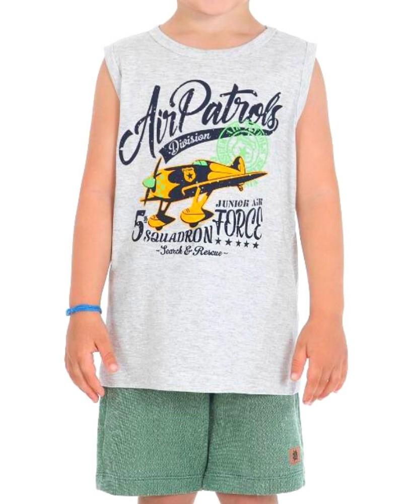 Conjunto Air Patrols Be Kids Menino