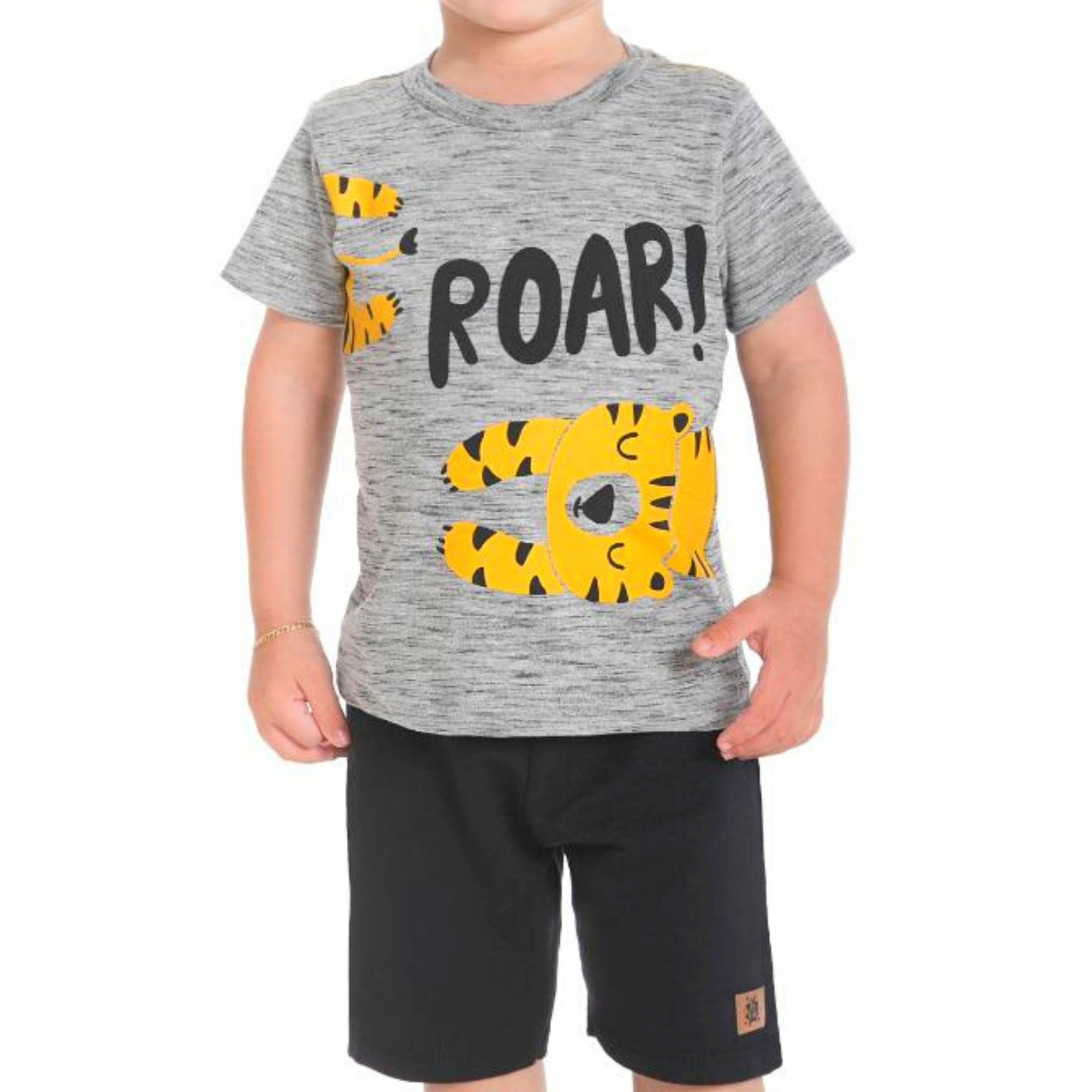 Conjunto Roar Be Kids Menino