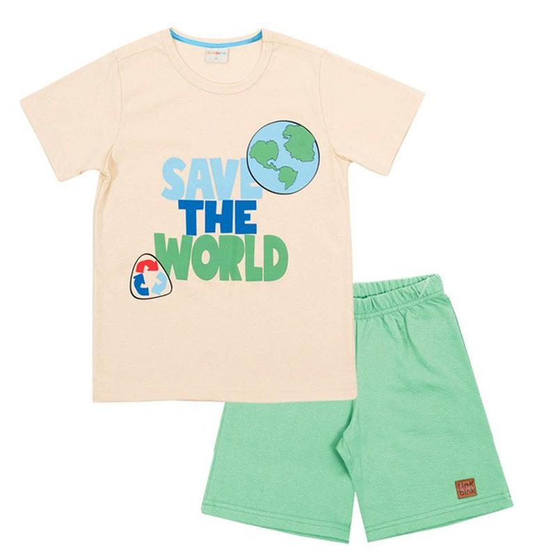 Conjunto Save The World Tink Bink