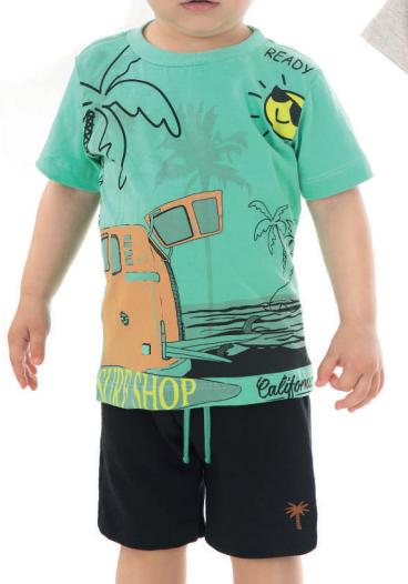 Conjunto Surf Shop Be Kids