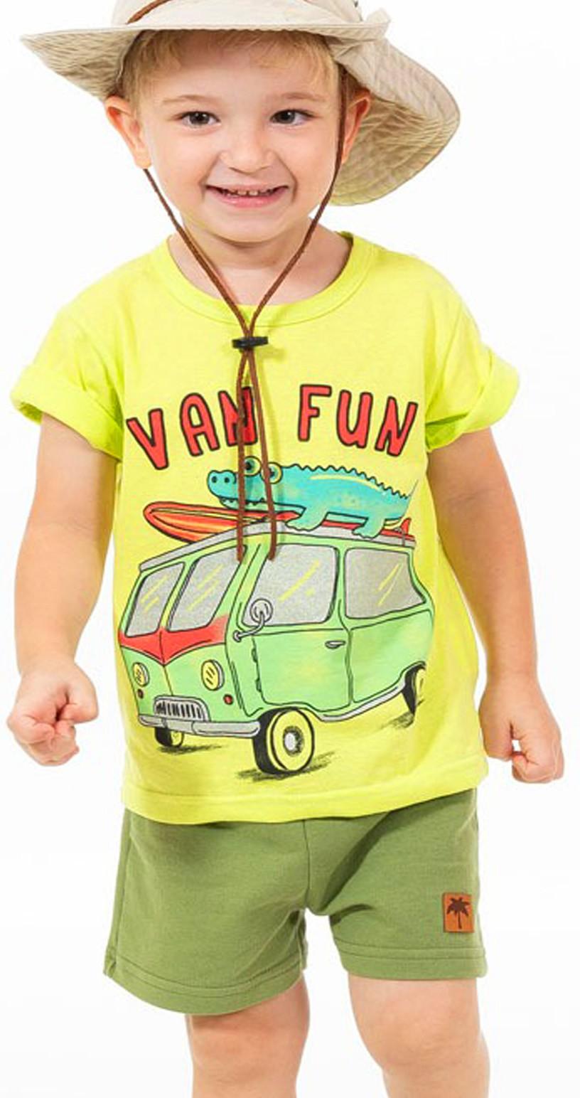Conjunto Van Fun Tink Bink