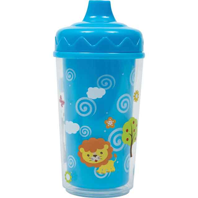 Copinho Fun Buba Azul - 300 ml