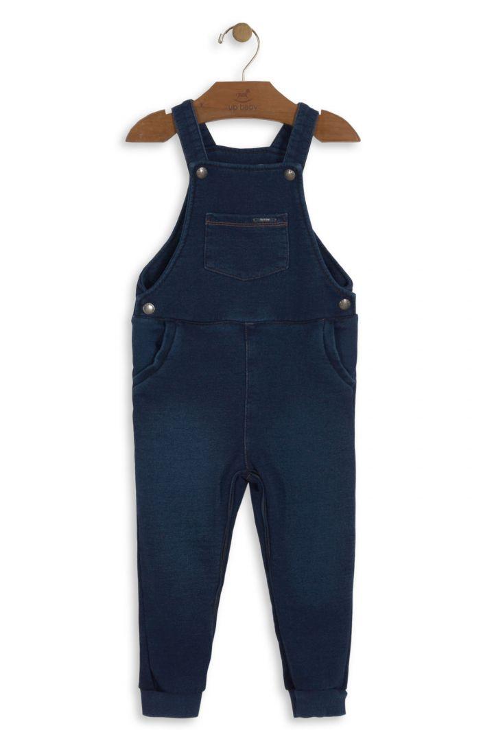 Macacão Jeans Confortável