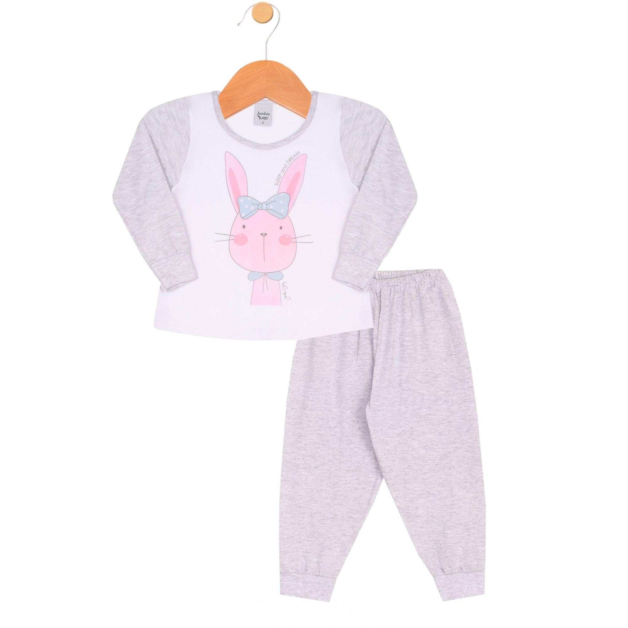 Pijama Coelhinha  Junkes Baby