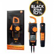 Alicate Amperímetro Digital Ac / Dc Automático Testo 770-3 com Bluetooth