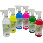 Bactericida Aromatizante BAC D+ para Limpeza e Higienização de Ar Condicionado 1 Litro