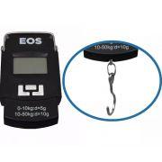 Balança Digital Suspensa Eos Alta Precisão 0 - 50kg