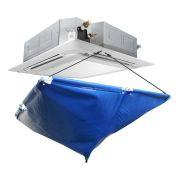 Coletor de Resíduos de Limpeza de Ar Condicionado Split K7 18000Btus À 60000Btus com Dreno
