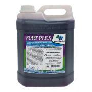Detergente Desincrustante Ácido Fort Plus para Uso Geral e Limpeza de Evaporadores de Ar Condicionado _ 5 Litros