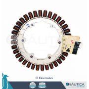 Estator do Motor para Lavadora Lava e Seca Electrolux LSE09 / LSE11 / LSI09 / LSE12