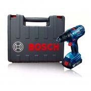 Furadeira Parafusadeira Bosch GSR 180-LI Professional Sem Fio Bateria 18v 1700 rpm