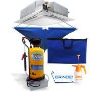 Kit para Limpeza de Ar Condicionado K7 - Maquina Automatica GBMak Clean 8 Litros / Pulverizador Manual / Coletor de Residuos K7