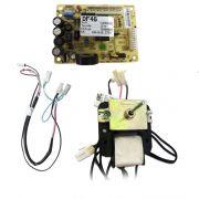 Kit Placa Sensor Refrigerador Electrolux 127v Df46 Df49