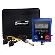 Manifold Digital Vacuômetro Sub Resfriamento Super Aquecimento Sensor Temperatura Mastercool 99661