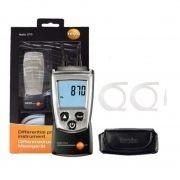 Manômetro de Pressão Diferencial 0 a 100hpa Testo 510
