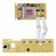 Placa Eletrônica de Potência e Interface Compatíveis para Lavadora CWC10AB CWG11AB CWK11AB CWK12AB Bivolt
