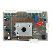 Placa Eletrônica de Potência para Lavadora Electrolux  LT12F 70201326 ST Alado Bivolt