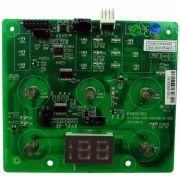 Placa Eletrônica Interface Geladeira Electrolux DF80 64502352 Original