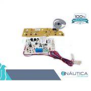 Placa Eletrônica Potencia e Interface  EFA Lavadora BWG10 / BWC10 - Bivolt