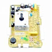 Placa Eletrônica Potência para Lavadora Electrolux LB12Q 70200366 70200650 Original Bivolt