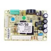 Placa Eletronica de Potencia para Geladeira Electrolux Df47 Df49 Df50 64500437 Original Bivolt