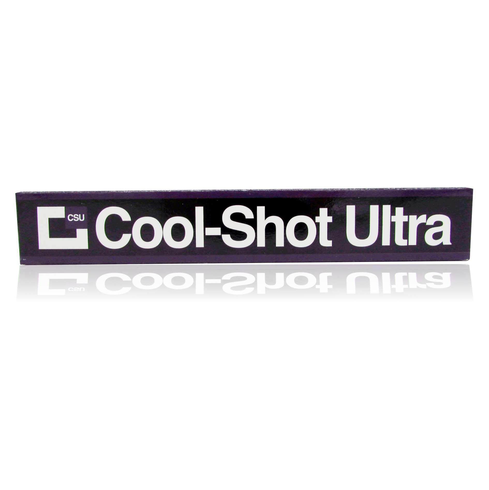 Aditivo Cool Shot Ultra Restaurador de Desempenho para Sistemas de Refrigeração e Ar Condicionado