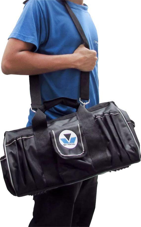 Bolsa Para Ferramentas Mastercool MC HVAC-BAG Com 22 Compartimentos