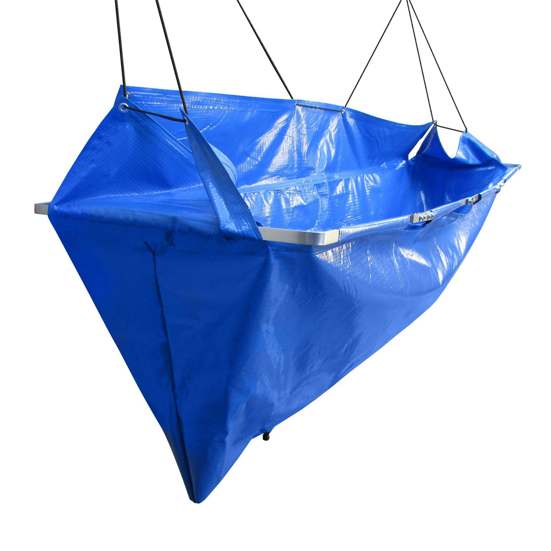 Coletor de Residuos de Limpeza para Ar Condicionado Split Piso Teto até 60000 Btus com Dreno