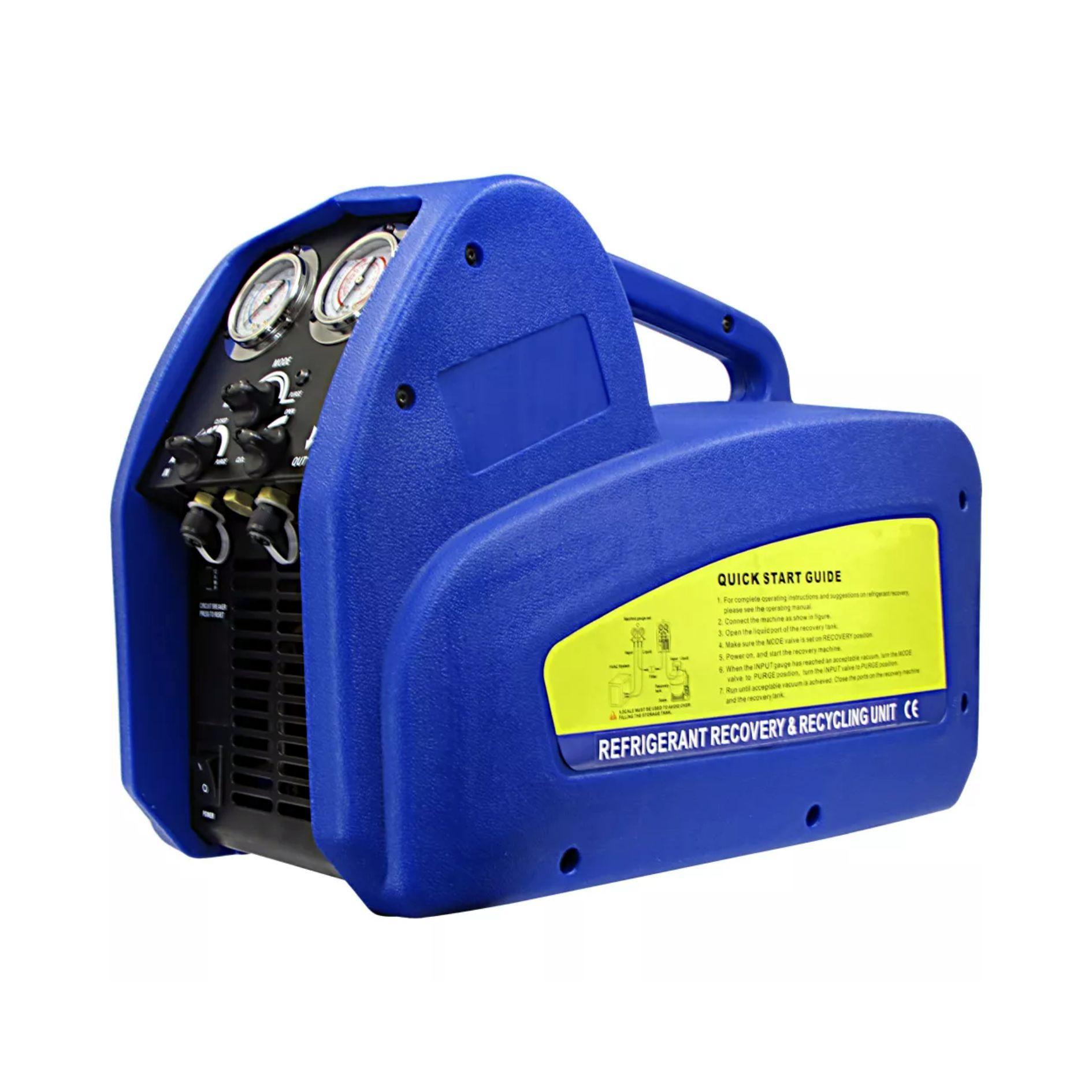 Estação Recolhedora e Recicladora Aitcool RECO520SD Gás Refrigerante 1HP Bivolt