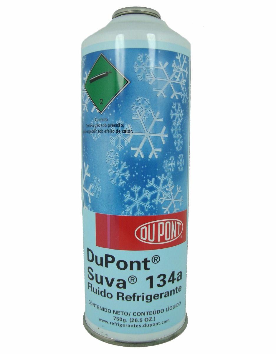 Gas Refrigerante Suva R134a 134a Lata 750g DuPont
