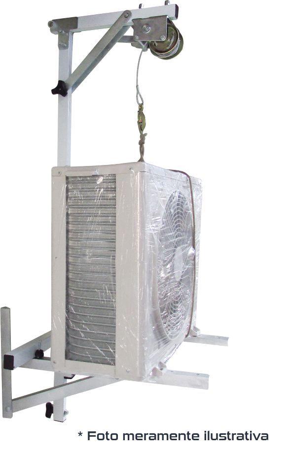 Içador Hércules para Unidade Externa de Ar Condicionado Split até 60Kg / 24.000 BTU