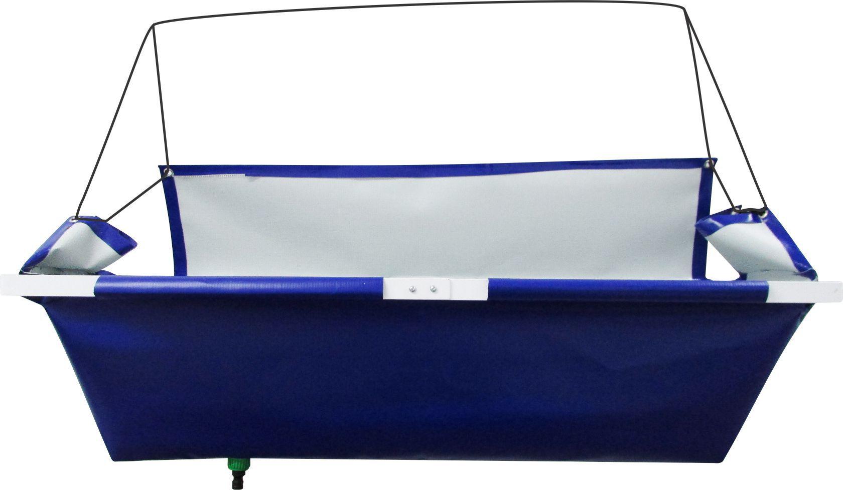 Kit para Limpeza de Ar Condicionado Split - Maquina Automática GBMak PopClean 16 Litros / Pulverizador Manual / Coletor de Resíduos Split