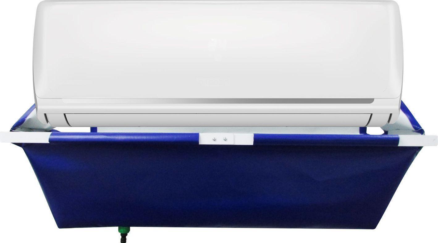 Kit Para Limpeza De Ar Condicionado Split - Máquina Gbmak Slim Automática 100 Psi E Coletor De Resíduos Até 24k