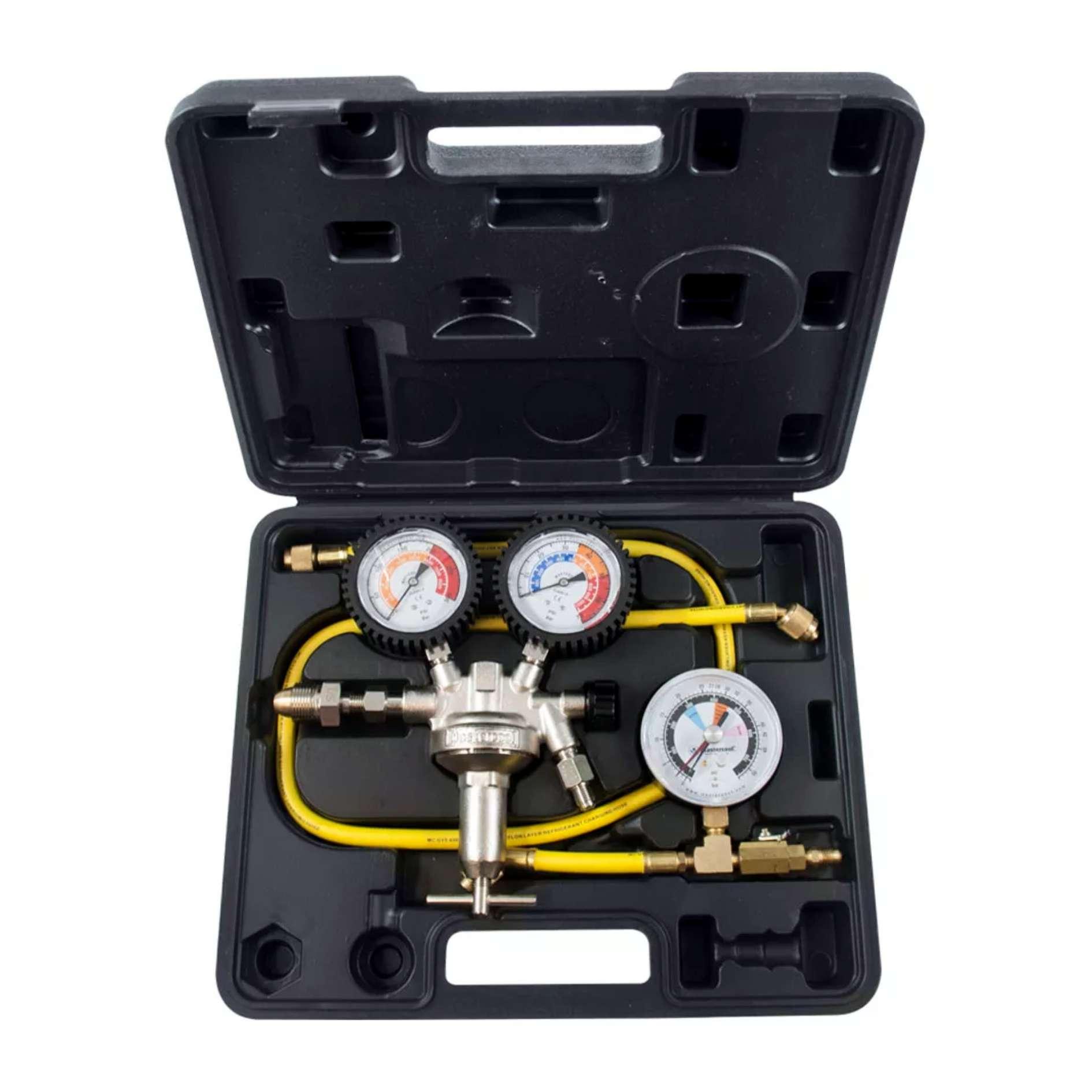 Regulador de Pressão Nitrogenio N2 MAN e MNG Mastercool 53010