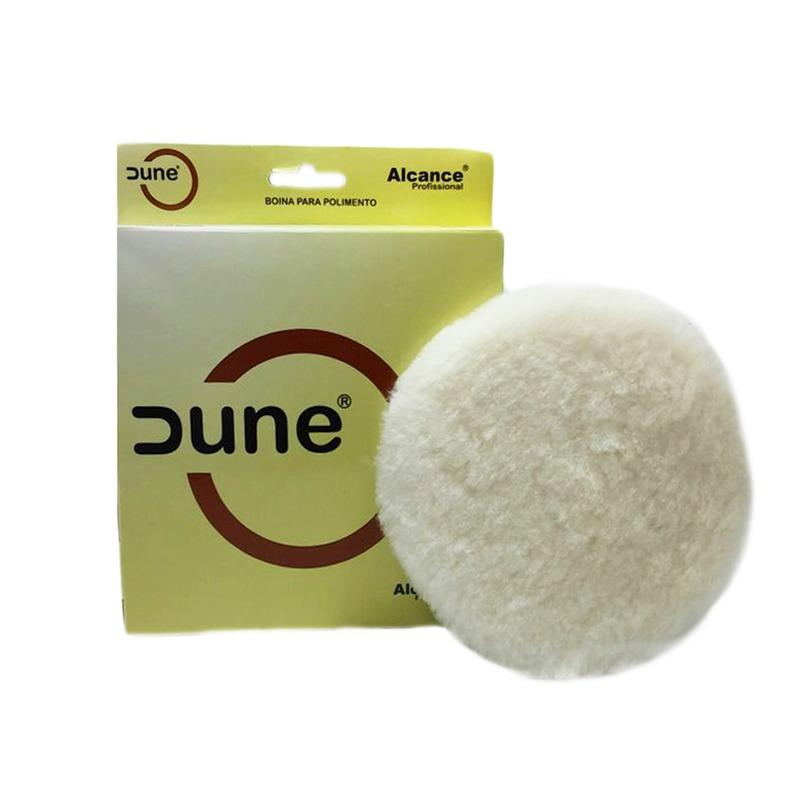 "Alcance Dune Boina de Lã Agressiva 6""  - Loja Go Eco Wash"