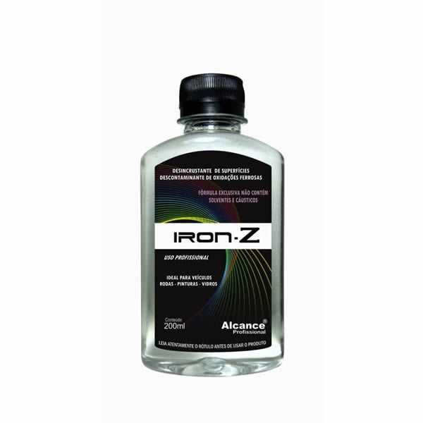 Alcance Iron-Z Descontaminante de Ferro - 200ml  - Loja Go Eco Wash
