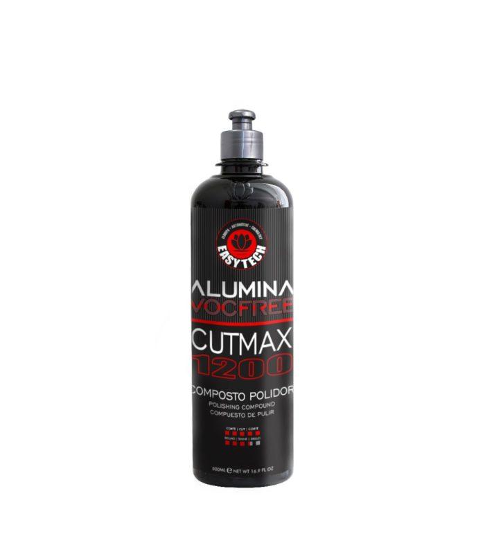 ALUMINA CUTMAX  COMPOSTO POLIDOR DE CORTE PESADO 500ml - Easytech  - Loja Go Eco Wash