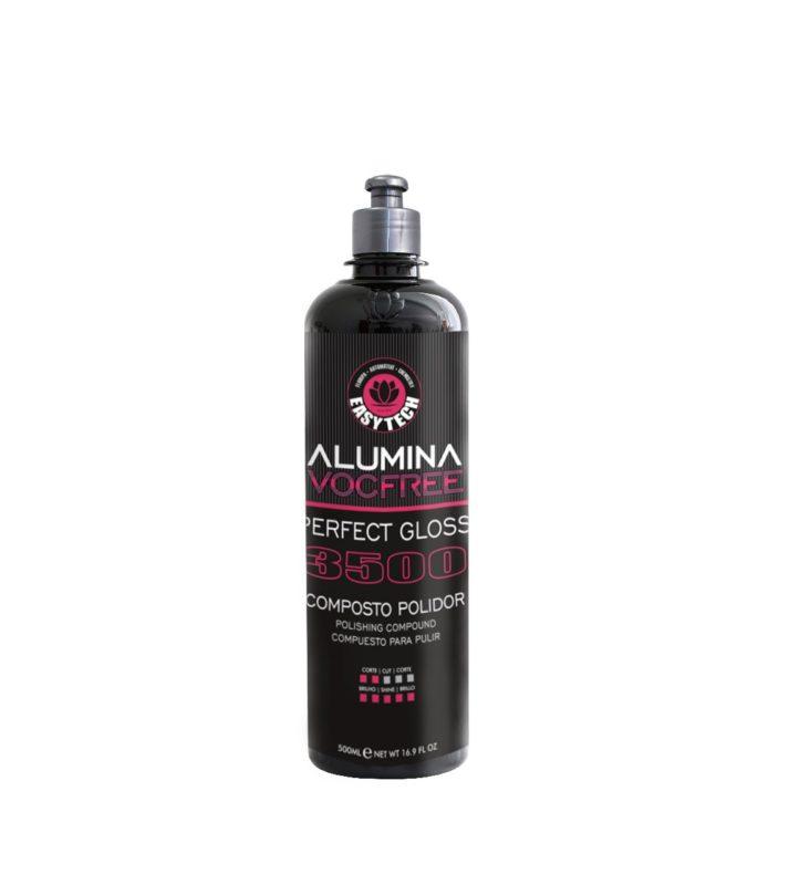 ALUMINA PERFECT GLOSS  COMPOSTO POLIDOR DE LUSTRO 500ml- Easytech  - Loja Go Eco Wash