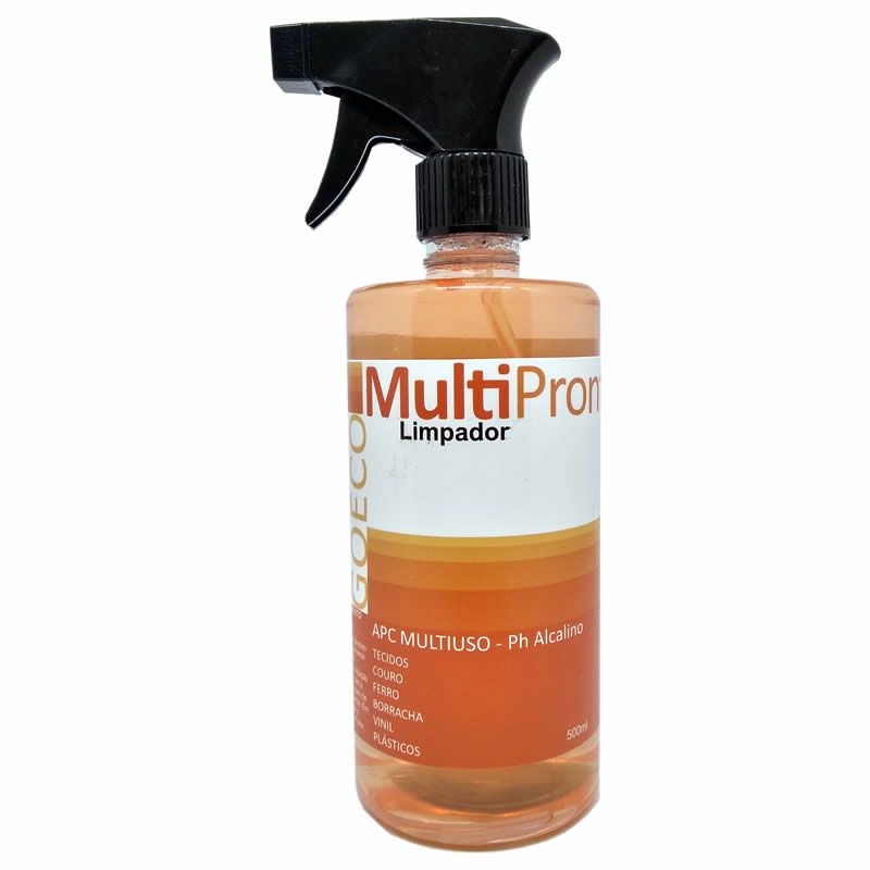 APC MultiPronto- Limpador Multiuso Perfumado 500ml  (Go Eco Wash)  - Loja Go Eco Wash