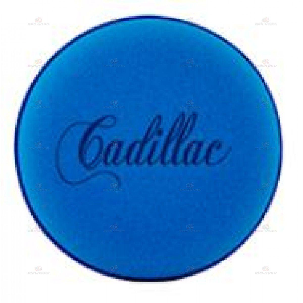 Aplicador de Espuma Azul Cadillac 13cm x 2cm (1un)  - Loja Go Eco Wash
