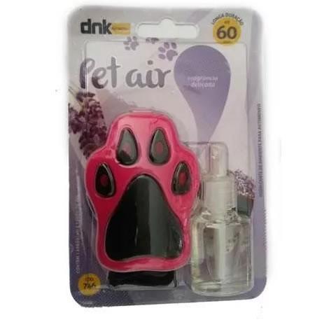 Aromatizante DNK PET AIR Carro Novo 7ml   - Loja Go Eco Wash