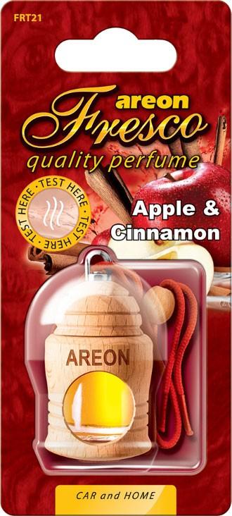 Aromatizante para carro fresco - Apple & Cinnamon (maçã e canela)  - Loja Go Eco Wash