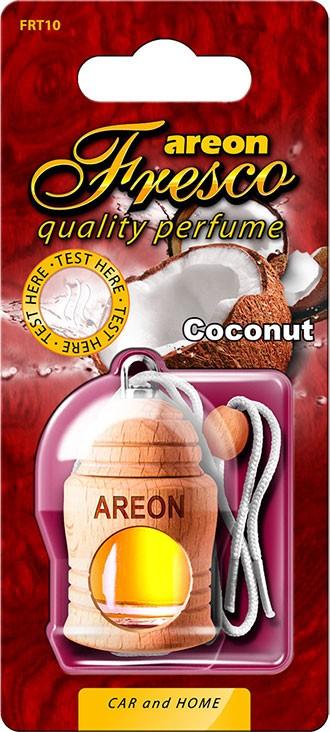 Aromatizante para carro fresco - Coconut (côco)  - Loja Go Eco Wash