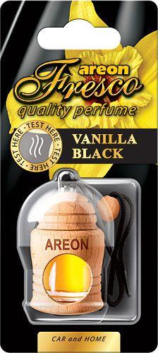 Aromatizante para carro fresco - Vanilla Black  - Loja Go Eco Wash