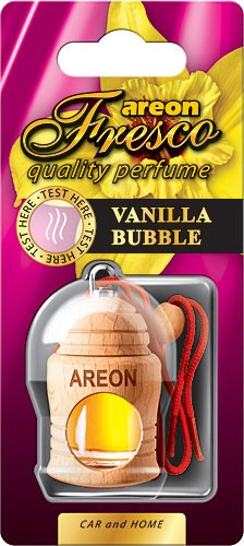 Aromatizante para carro fresco - Vanilla Bubble (Chiclete e Baunilha)  - Loja Go Eco Wash