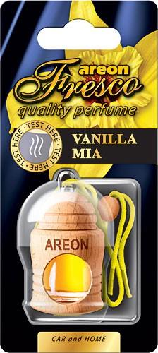 Aromatizante para carro fresco - Vanilla Mia  (Baunilha absoluta)  - Loja Go Eco Wash