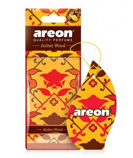 Aromatizante para carro Mon Areon - Amber Wood  - Loja Go Eco Wash
